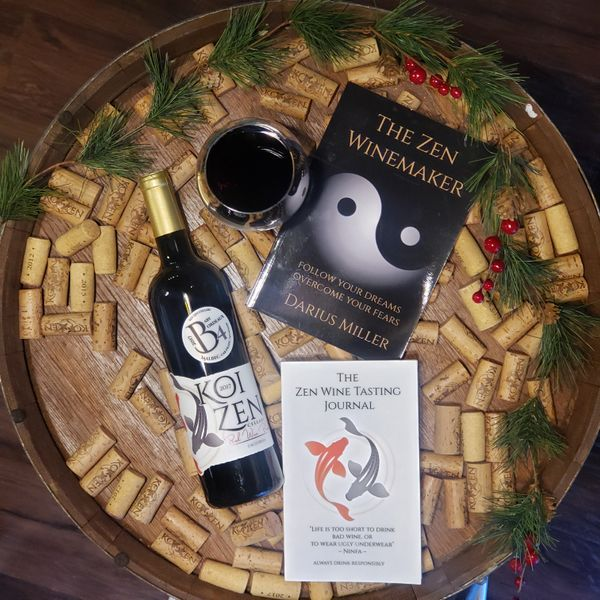 The Zen Winemaker Inspirational Pack