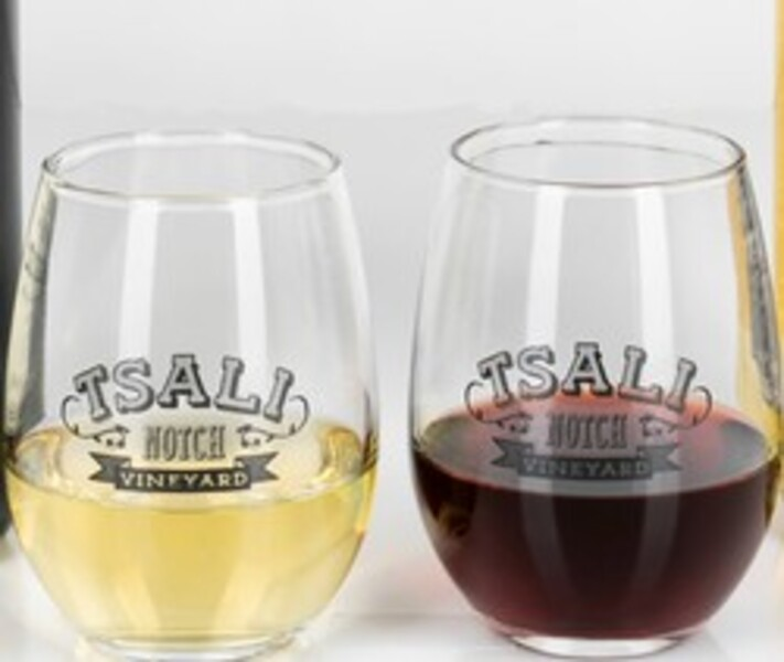Tsali Notch Vineyard Stemless Glass