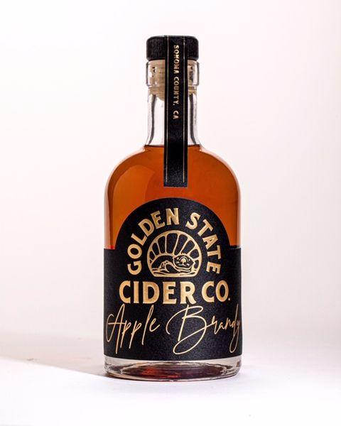 Golden State Cider Co. Apple Brandy - 3 Bottles