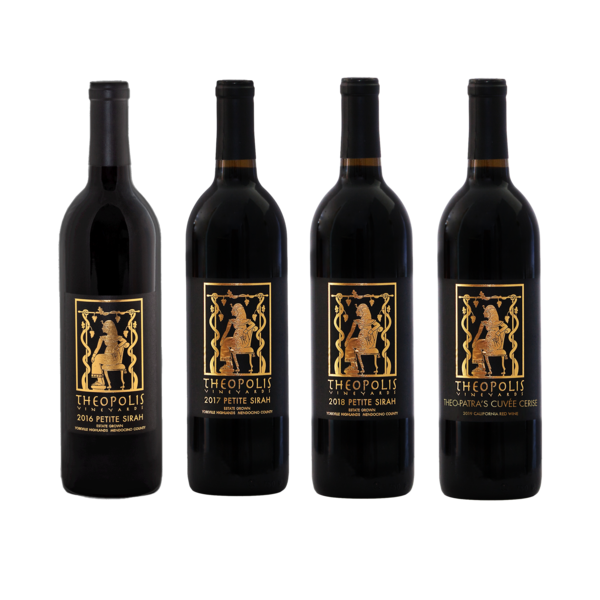Four-Pack Red Wine Sampler