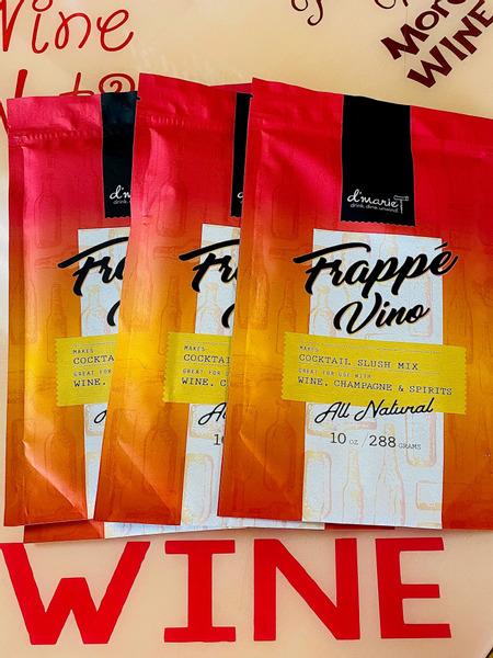 Frappé Vino - Wine Slushie Mix