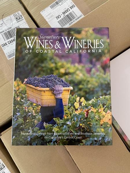 Coffee Table Wine Book