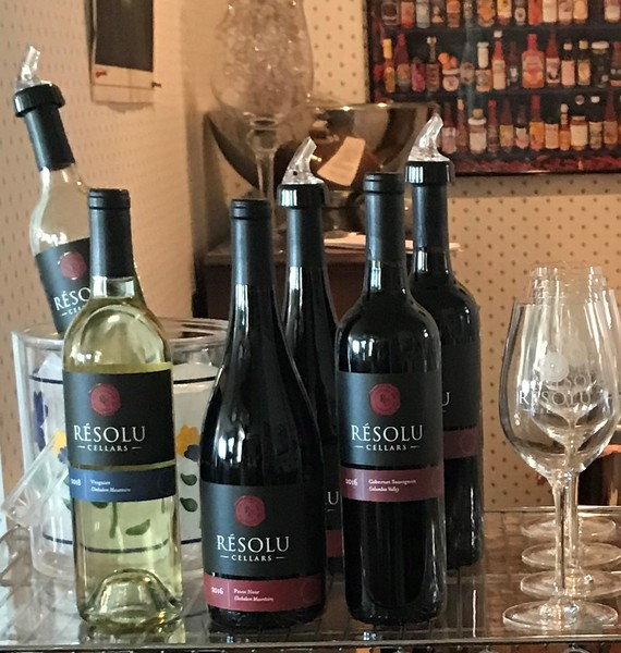 Product Image for Résolu Cellars Sampler Pak
