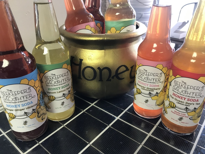 The Bee Keeper's Daughter Soda Mixed 4 Pack