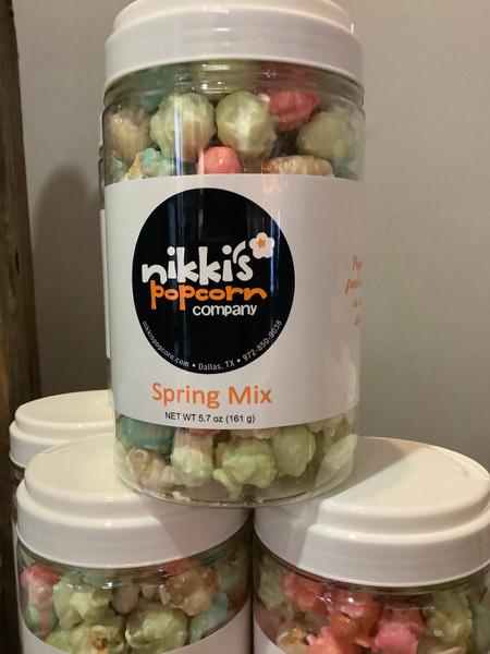 Gourmet Popcorn Spring Mix
