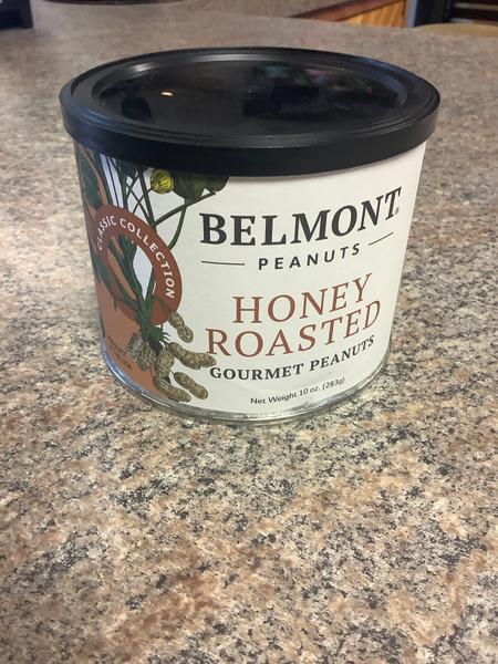 Peanuts Bellmont Honey Roasted