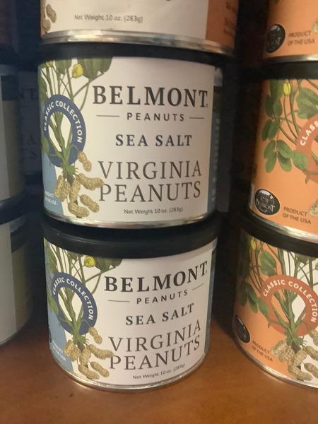 Peanuts Belmont Sea Salt