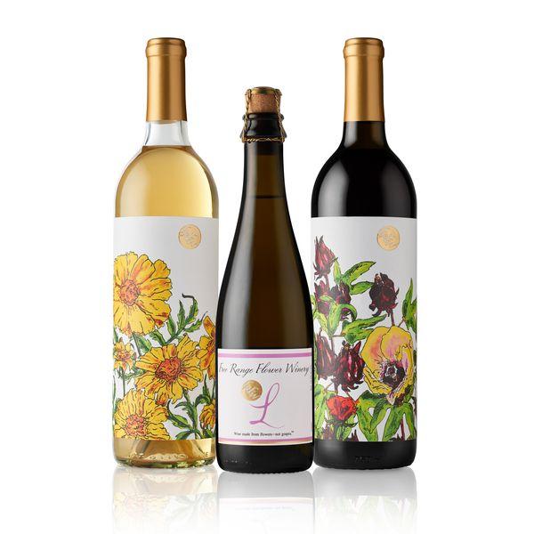 Flower Wine Power Trio