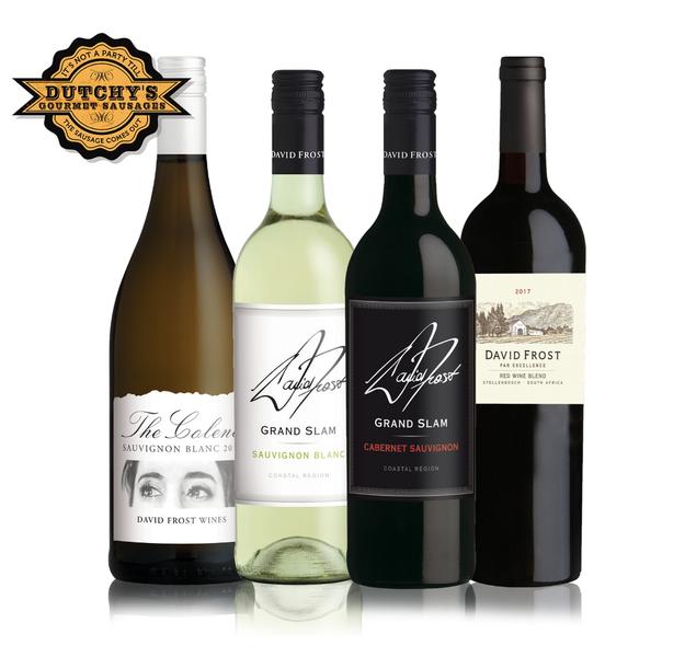 Dutchy's David Frost Wine Bundle