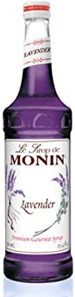 Lavender Gourmet Syrup