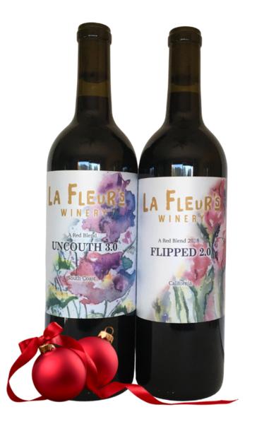 2 Bottle Red Blend Gift Set