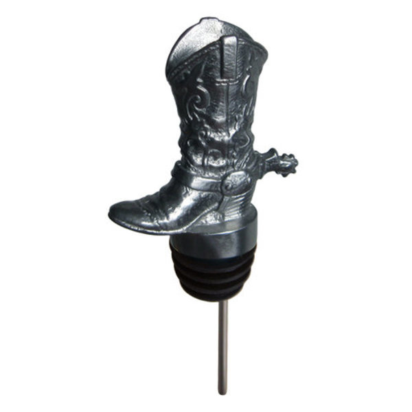 Premium Cowboy Boot Wine Pourer