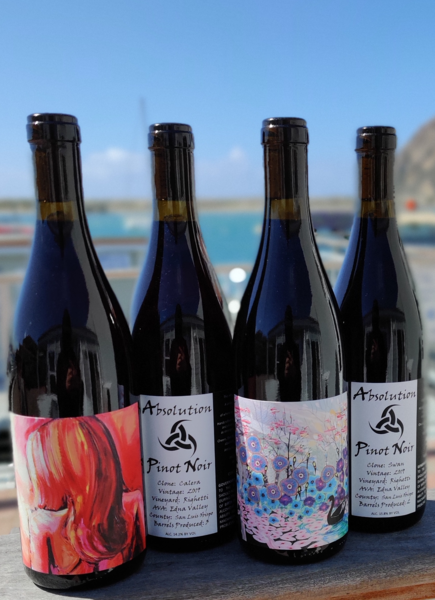 June Online Tasting - Pinot Noir 2-Pack