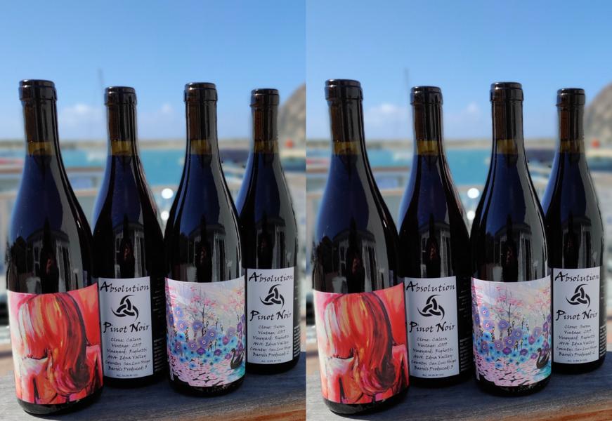 June Online Tasting - Pinot Noir 4-Pack