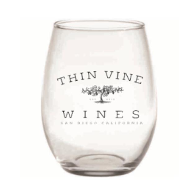 21 oz Stemless Wine Glass