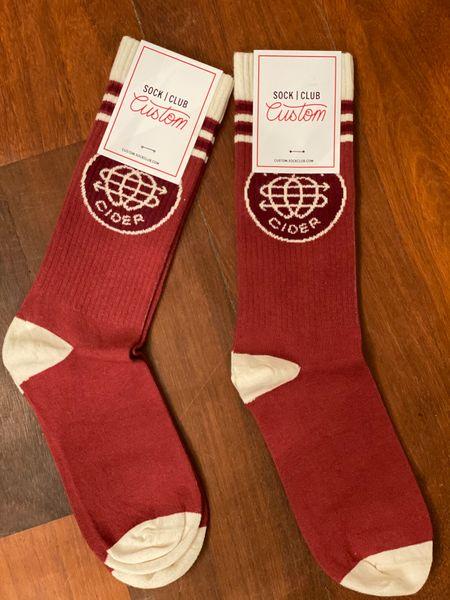 Saro Cider Socks