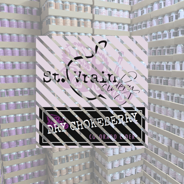 Case of Dry Chokeberry Cider