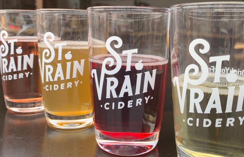 Cider Tasting Flight Glass