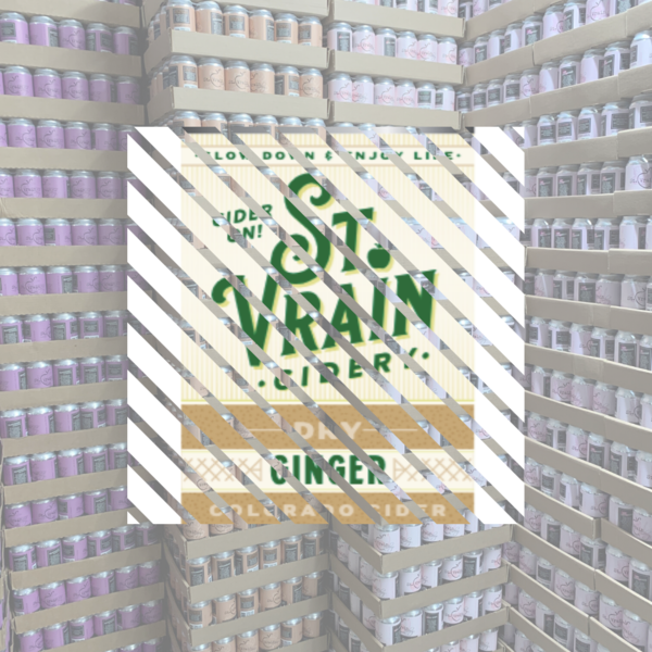 Case of Dry Ginger Cider