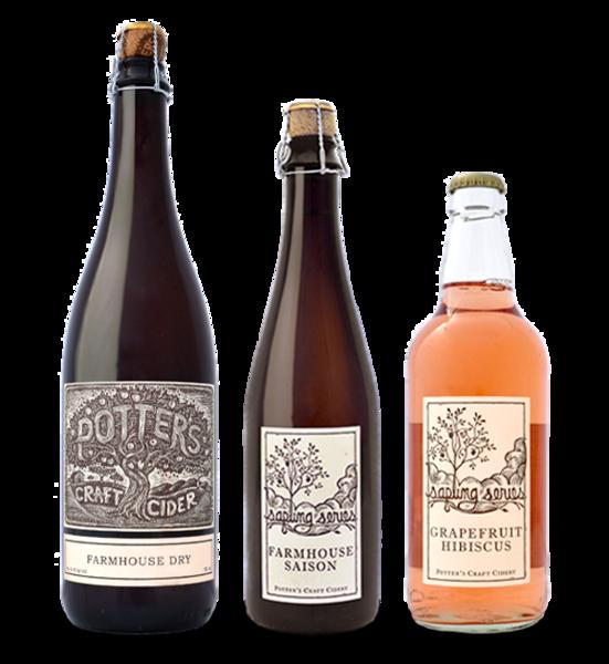 3 Bottle Variety Pack