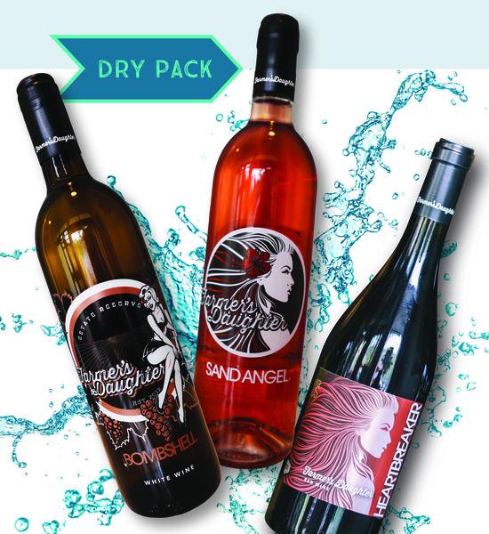 MULTIPACK - DRY WINES