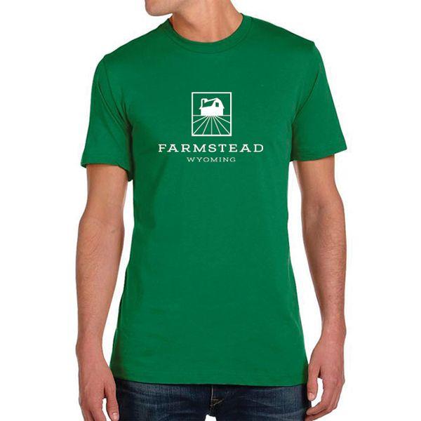 Farmstead T-Shirt - Leaf