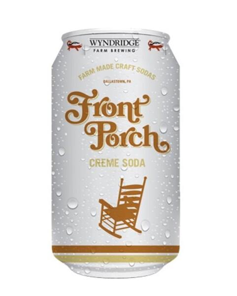 Front Porch Cream Soda 12oz can 4pk