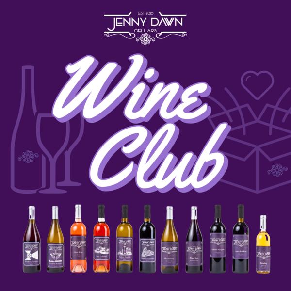 Wine Club Membership - 4 Bottle Tier