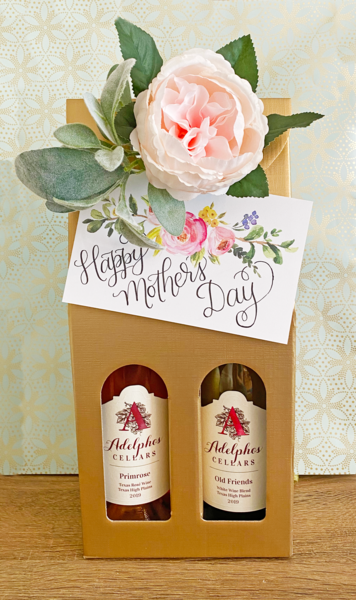 Mother's Day Gift Bundle White & Rosé Wines