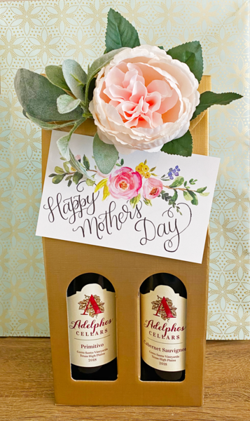 Mother's Day Gift Bundle Red Wines