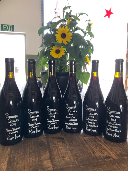 Class of 2014 Pinot Pack
