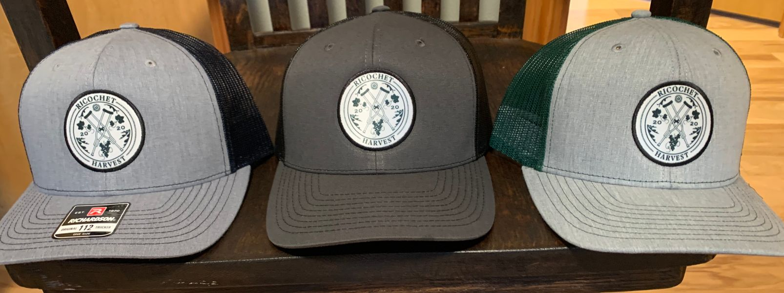 2020 Harvest Trucker Hat