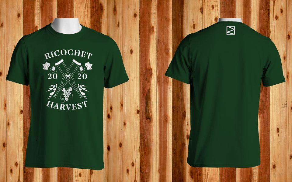 Ricochet Harvest 2020 T-Shirt
