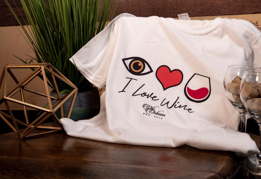 I Love Wine - T-Shirts