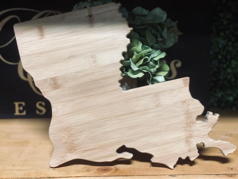 Louisiana Charcuterie Board