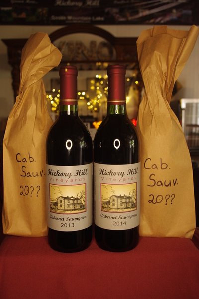 Roger Cab Sauv Birthday Quartet