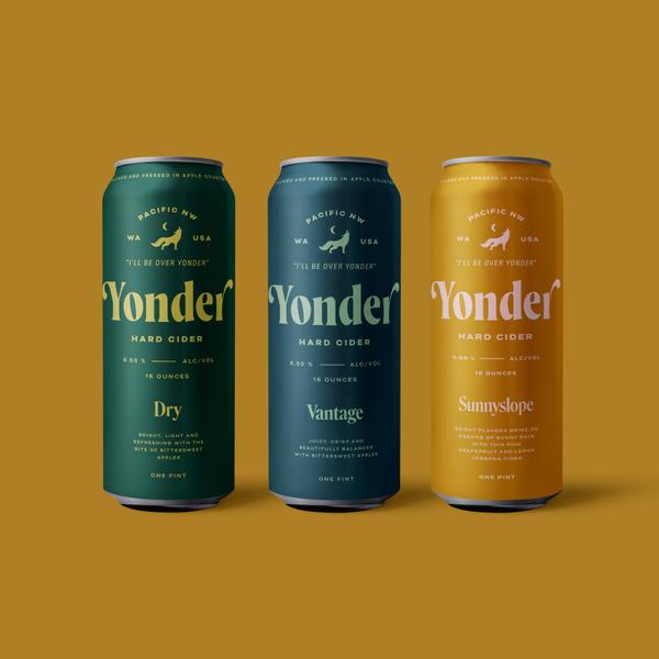 Yonder Cider Spring Multi 12-Pack