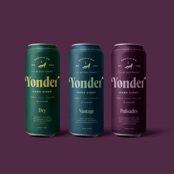 Yonder Cider Summer Multi 12-Pack