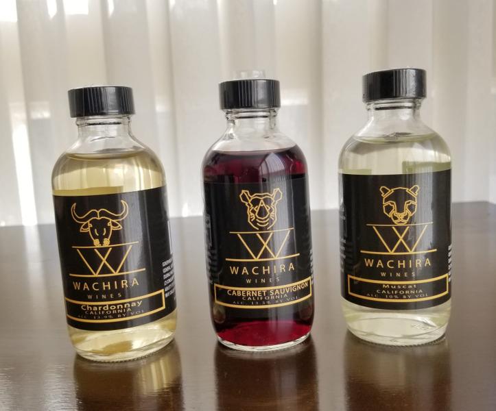 #winesafari Tasting Kit - Tatu Pak