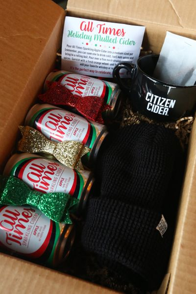 The Cozy Citizen - Mulled Cider Gift Box