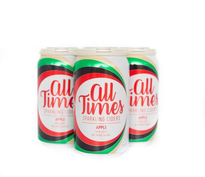 All Times Sparkling Cider
