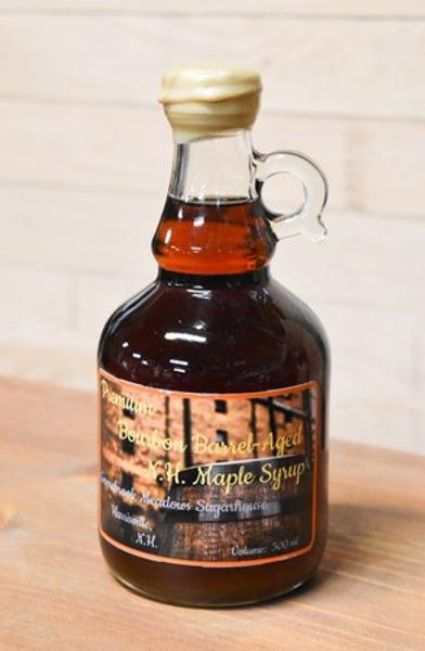 Bourbon Barrel Maple Syrup