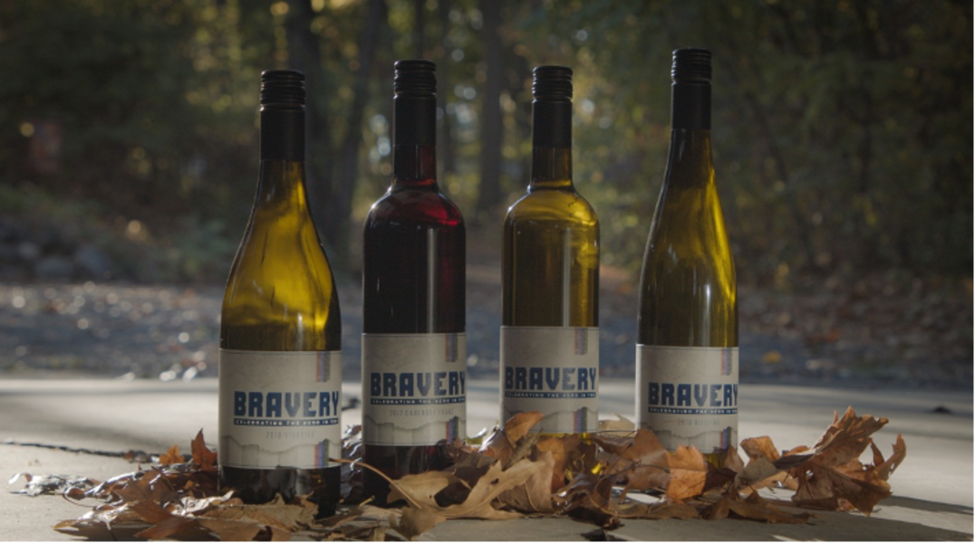 Bravery Wines - Memorial Day - 4 pack
