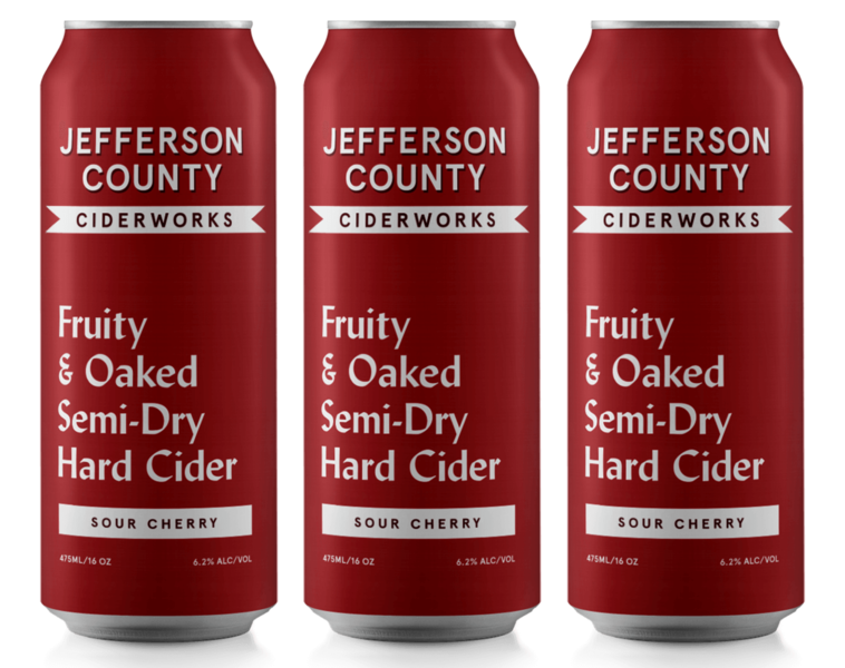 Sour Cherry - 12 Pack