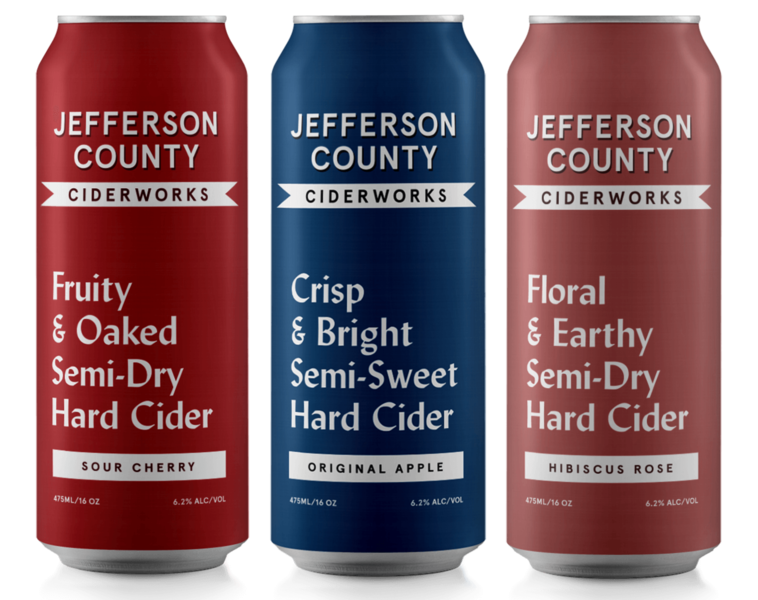 Jeff Co Core Cider Sampler - 12 Pack