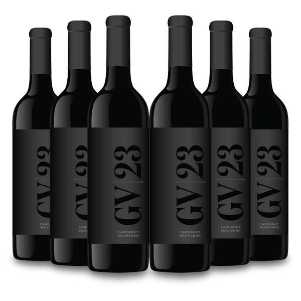 GV23 Cabernet Sauvignon 2016 Pack 6