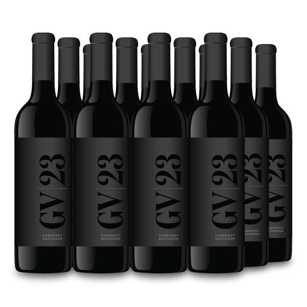 GV23 Cabernet Sauvignon 2016 Pack 12