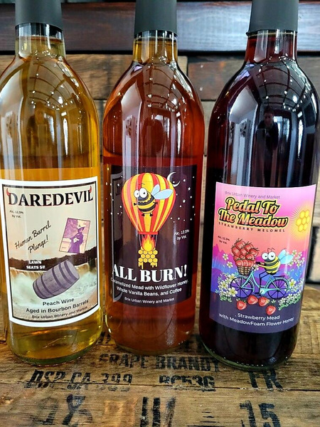 The Adventure Pack by Brix Urban Winery and Market