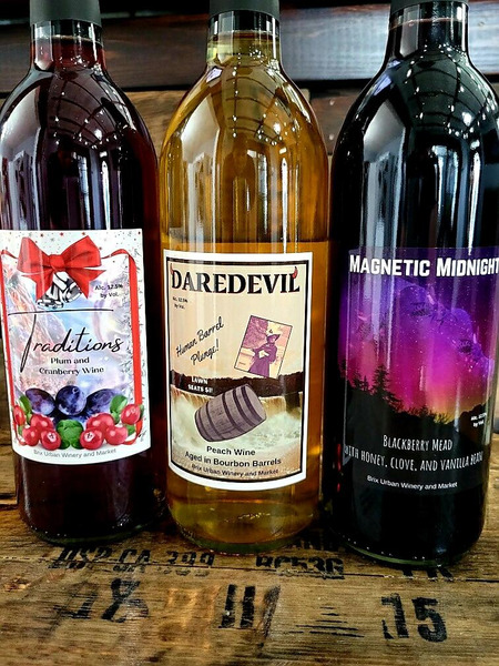 Best Sellers Pack by Brix Urban Winery and Market