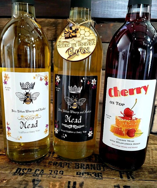 Traditional Meads Pack by Brix Urban Winery and Market